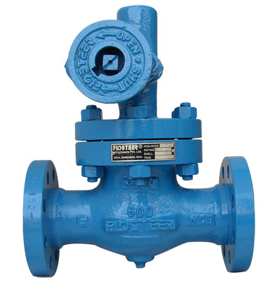 Blow Down Valve (Blow Off Valve)